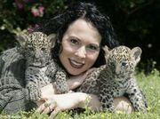 хорошо утрамбовывают тигр,  пума,  лев,  гепард,  ягуар детенышей для прод