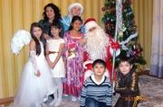 Дед Мороз и Снегурочка вызов на дом.