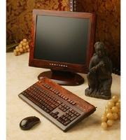 Компьютер + монитор + клавиатура + мышь