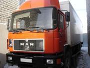 Продам грузовую машину MAN.