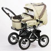 детские  кровать,  коляску,  стульчик